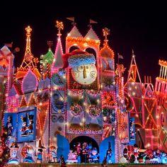 It's a Small World | It's a Small World~~ Disneyland, CA. | Disneyland