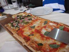 Proper pizza.