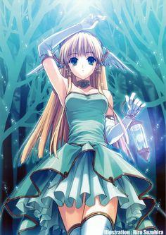 anime elf girl photo: anime girl d0031151_47343b71e91a4.jpg