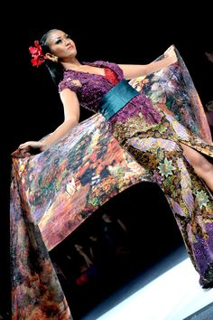 jakarta fashion week images | MOLTO presents ANNE AVANTIE | JAKARTA FASHION WEEK 2013