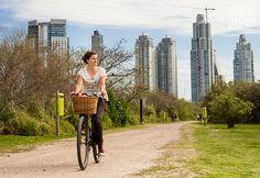 En la Reserva Ecológica Costanera Sur http://lavidadeviaje.com/buenos-aires-bici-friendly/