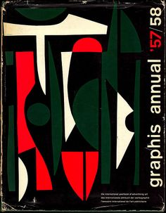 Cover of Graphis Annual 57/58
