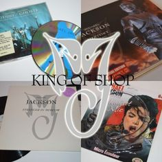 Check out a range of Official Michael Jackson Vintage Merchandise form the HIStory Era!