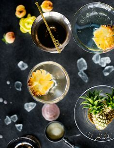 Celebrate glitter drink stir sticks   Carrie King Photographer   see more on: