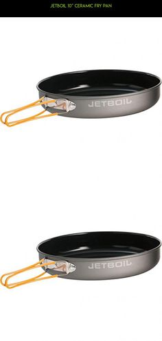 "Jetboil 10"" Ceramic Fry Pan #shopping #plans #kit #cooking #outdoor #racing #fry #pan #fpv #gadgets #tech #technology #parts #camera #products #drone"