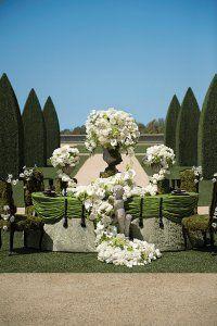 Wedding Reception Decor Idea