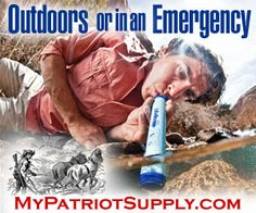 My Patriot Supply Emergency Preparedness Self Reliance Food Independence MyPatriotSupply features only the finest quality survival items, including our signature Survival Seed Vault, a wide selection of individual survival heirloom seeds, an array of home canning supplies, and the finest long term storage food currently available. http://www.mypatriotsupply.com/?Click=27449