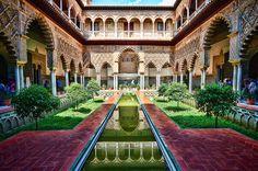 Seville Guided Tour into Alcazar - TripAdvisor