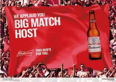 FOOTBALL NEWS: Budweiser has revealed its 2016 football marketing plans, including the return of its Dream Goal campaign as well as giving people the opportunity to win custom made Nike 11-a-side kits.