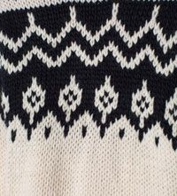 Image 5 of Jacquard knit sweater from Zara