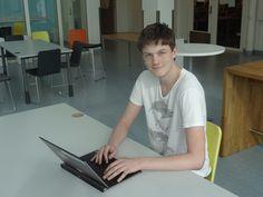 Les om Anders Kvernberg som gikk helt til Norgesfinalen i årets Informatikkolympiade: