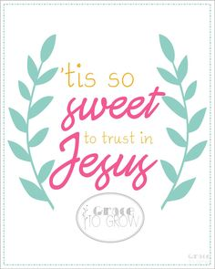 I'm so glad I learned to trust Thee, Precious Jesus, Savior, Friend; And I know that Thou art with me, Wilt be with me to the end. Refrain: Jesus, Jesus, how I trust Him! How I've proved Him o'er and o'er; Jesus, Jesus, precious Jesus! Oh, for grace to trust Him more!