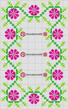 Cross Stitch Cards, Cross Stitch Rose, Cross Stitch Flowers, Cross Stitch Designs, Cross Stitch Patterns, Crochet Patterns, Bead Crochet, Filet Crochet, Chrochet
