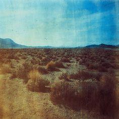 En Route to Amargosa, Neil Krug. Retro Photography, Experimental Photography, Life Photography, Amazing Photography, Photography Ideas, Desert Sun, Desert Dream, Lomography, Modern Retro