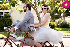 Ideas con bicicletas para bodas #bodas