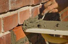 How to Repoint Brick www.bontool.com