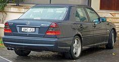 File:1999 Mercedes-Benz C 43 AMG (W 202) sedan (2010-07-11).jpg