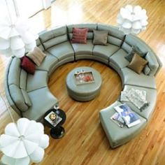 Circular Couch