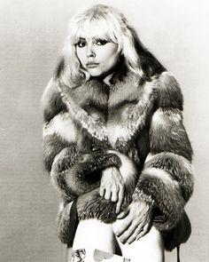 Debbie Harry Blondie 70s Vintage