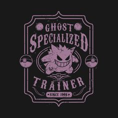 Considering some of my favorites are ghost types, this is meee