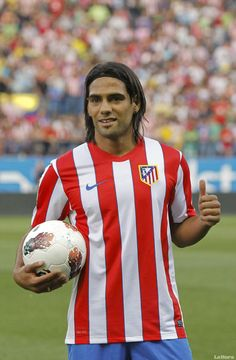 Falcao - Atletico Madrid