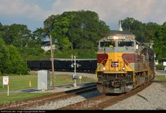 RailPictures.Net Photo: NS 1074 Norfolk Southern EMD SD70ACe at Villa Rica, Georgia by Baxter Barnes
