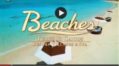 CLICK PICTURE TO WATCH VIDEO of Beaches Turks & Caicos All Inclusive Resort for the Young at Heart Honeymooners. One of the most Beautiful Beaches You Will Ever See. Over 16 Different Restaurants to Choose From. 3 Great Viilages - the Caribbean Village, the French Village and the Itailian Village. Fantastic Beach Party at Night. Call Mitch at Island Travel 847-885-7540 for Sale Prices and Details of Free Honeymoon Package.