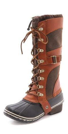 Sorel Conquest Carly Boots | SHOPBOP