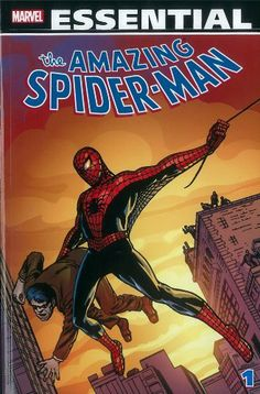 Spider-Man: Far from Home July 2019 Spider-Man's next villain will be Mysterio, so check out his first appearance. Essential Amazing Spider-Man, Vol. 1 (Marvel Essentials) (v. Marvel Dc, Spiderman Marvel, Avengers Comics, Steve Ditko, Superhero Movies, Jack Kirby, Stan Lee, Amazing Spider, The Book