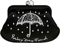 Rainy Day fund purse from Lulu Guiness
