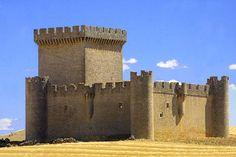 Castillo de Villalonso. Zamora