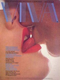 VIVA The International Magazine for Women May 1975
