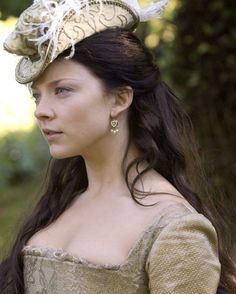 The Tudors Queen Anne Boleyn played by Natalie Dormer ❤