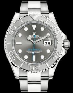 Rolex - Yacht-master - 116622 Rhodium Dial