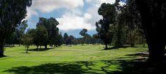Harding Municipal Golf Course, Los Angeles, CA.