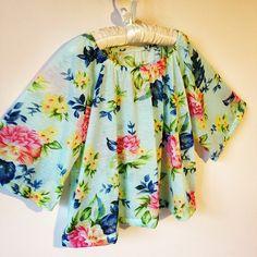 Blusa estampada para nenas
