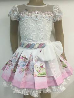 Anjo D'Agua   SAIA e Blusa Anjo D'agua Moda Infantil 6269 - comprar online