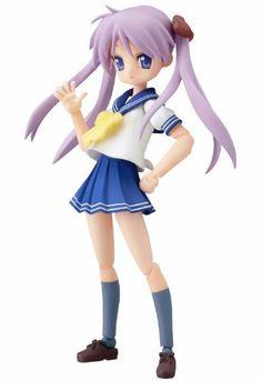 Lucky Star: Figma Hiiragi Kagami Summer School Uniform