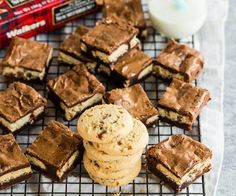 Just when you thought chocolate brownies couldn't get any better!