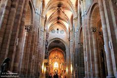 BASÍLICA DE SAN VICENTE Ávila, CyL, España