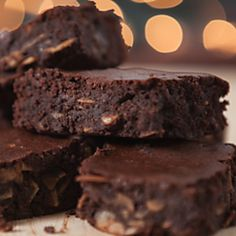 Dolci senza burro: la ricetta dei brownies light