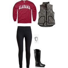 What I'm wearing to school tomorrow since it's cold and I'm lazy on Fridays!