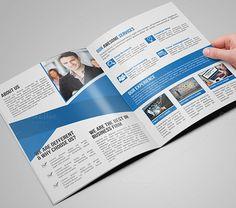 Free  Premium Brochure Design Templates  Brochures Brochure