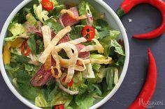 Venison Steak Salad