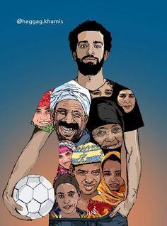 Mo Salah - sports - News Hd Wallpaper Android, Hd Wallpapers For Mobile, Wall Stickers Gaming, Messi Vs Ronaldo, Mo Salah, Mohamed Salah, Football Art, Sports Art, Liverpool Fc