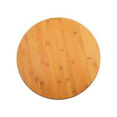 Tábua de Pizza Supreme Bambu 35cm Natural - Welf