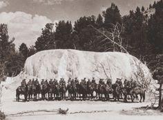 Yellowstone Rangers, archival photo