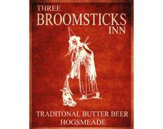 Three broomsticks | Etsy