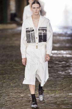 Sfilata Moda Uomo Alexander McQueen Londra - Primavera Estate 2014 - Vogue
