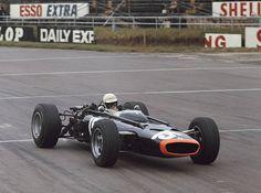 1967, Silverstone, Chris Irwin, BRM P83